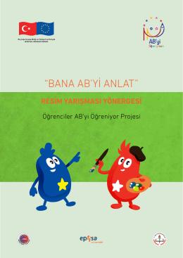 """""""BANA AB`Yİ ANLAT"""" - Gölbaşı İlçe Milli Eğitim Müdürlüğü"""