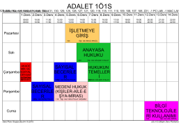 SON HALİ - İstanbul Kavram Meslek Yüksekokulu