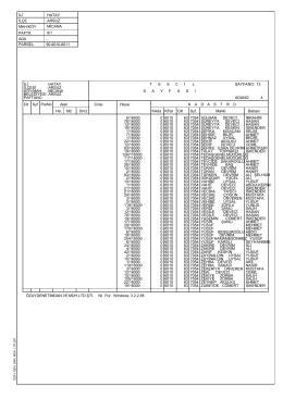 tescil sayfası 13 - Arsuz Belediyesi