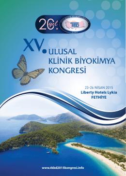 ulusal klinik biyokimya kongresi