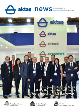 Sami Erol - Aktaş Holding
