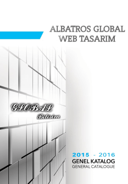 E-Katalog - Global Teknoloji