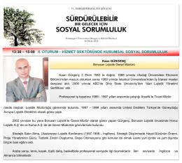 hizmet sektöründe kurumsal sosyal sorumluluk