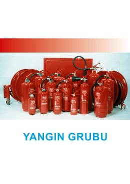 Yangın Ekipmanları - Salihogullari.com.tr