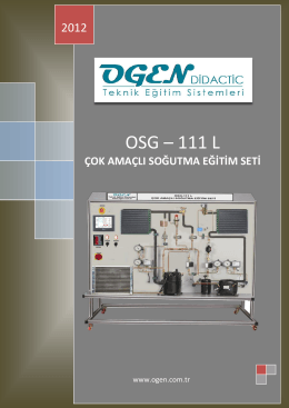 OSG – 111 L