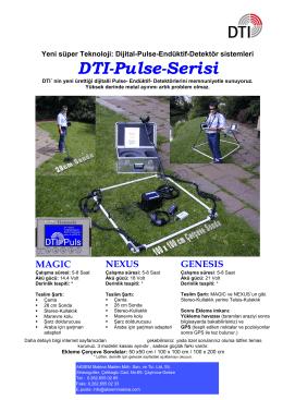 DTI-Pulse-Serisi