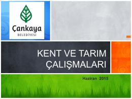 Cankaya_Belediyesi_Kent ve Tarim_2015