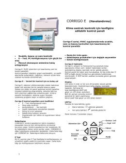 Ürün Katalogu (Türkçe)