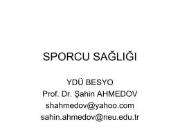 Sporcu Sağlığı-1 - Cyprus Integrative Medicine