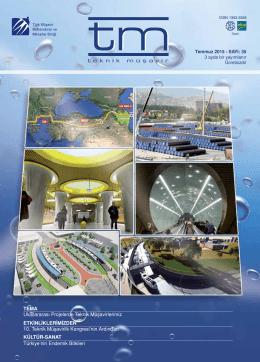 tm Dergi 35. Sayı - Türk Müşavir Mühendisler ve Mimarlar Birliği
