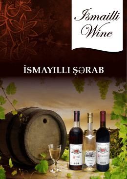 Alışan - Ismailli Wine