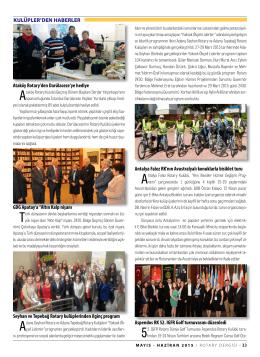sayfa 33 - rotary dergisi