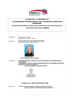 Etkinlik Programı_21.Ekim.2015