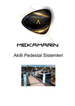 Akilli Pedestal Sistemleri