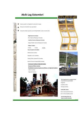 Akıllı Log Sistemleri