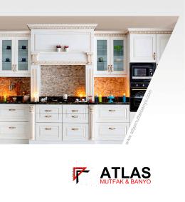 2015 Katalog - atlas mutfak banyo
