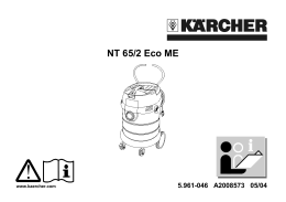 NT 65/2 Eco ME - Alfred Kärcher Gmbh and Company