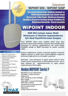 WiPOINT INDOOR