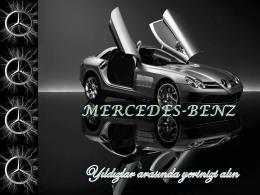 MERCEDES BENZ Eğitim Laboratuarı