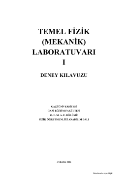 tfizik-mek-lab - WordPress.com