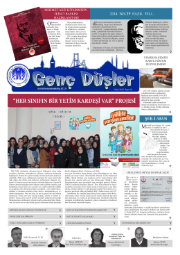 Okul Gazetemiz
