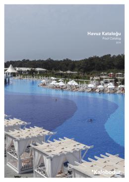 12.9 MB Kalebodur Havuz Ürünleri Kataloğu