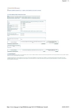 Kâr Payı Dağıtımına İlişkin Yönetim Kurulu Teklifi