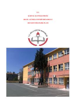 100.Yıl Ali Rıza Efendi Ortaokulu