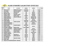 SLALOM START LİSTESİ 2015.xlsx