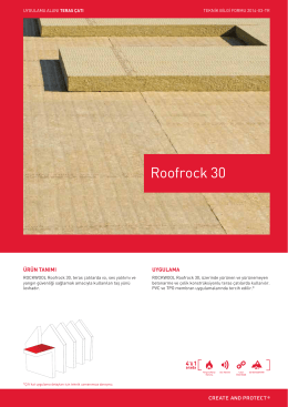 Roofrock 30