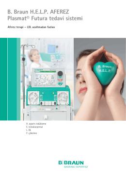 Detaylı Plasmat® Futura HELP Broşür