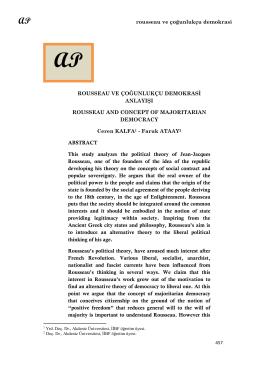 PDF olarak kaydet - Alternatif Politika