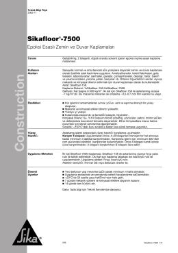 Sikafloor -7500