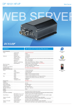 DP 16101 HFI-IP