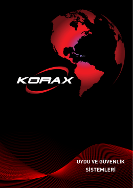 E-Katalog - Korax Uydu Sistemleri