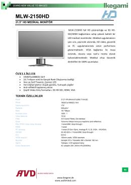 MLW-2150HD