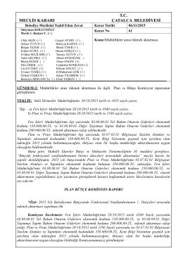 06.11.2015-_61_ müdürlükler arası ödenek aktarması