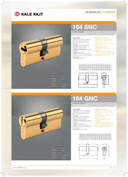 164 GNC 164 SNC