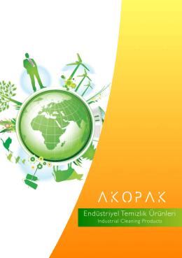 OPAX Endüstriyel Ürün Kataloğu