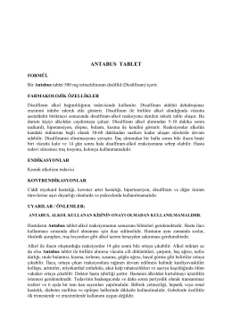 ANTABUS TABLET