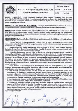 ukome kararı 2015-60