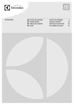 egt6242nok - Les conquérants de l`Électroménager