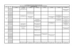 tc erciyes üniversitesi mimarlık fakültesi 2014–2015 eğitim