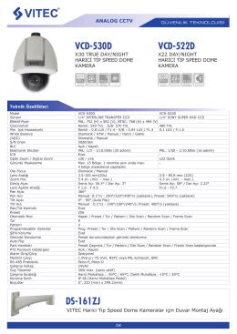 VCD-530D VCD-522D DS-161ZJ