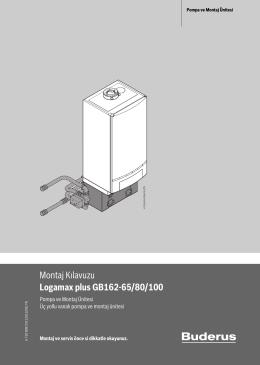 Montaj Kılavuzu Logamax plus GB162