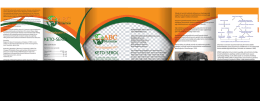 KETO-SEROL KETO-SEROL - ABC Nutrition Hayvancılık Yem Katkı