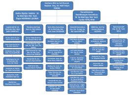 aeah afet ve acil durum planı organizasyon şeması