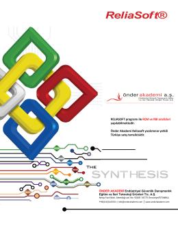 Synthesis Platform Brochure