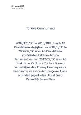 Türkiye Cumhuriyeti - Elektrik İşleri Etüt İdaresi Genel Müdürlüğü
