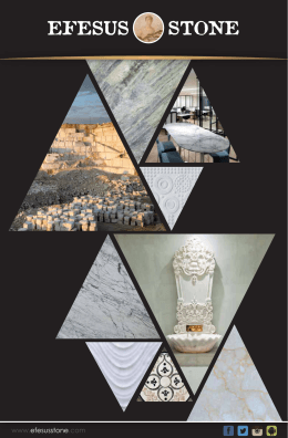 Efesus Stone Tanıtım
